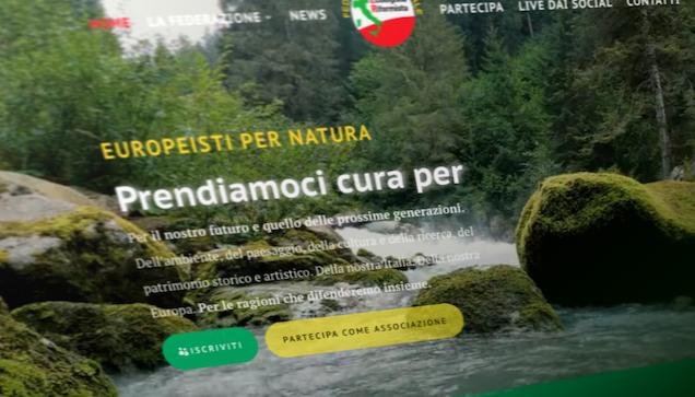 Patto Ecologista Riformista, on-line il sito della Federazione Nazionale